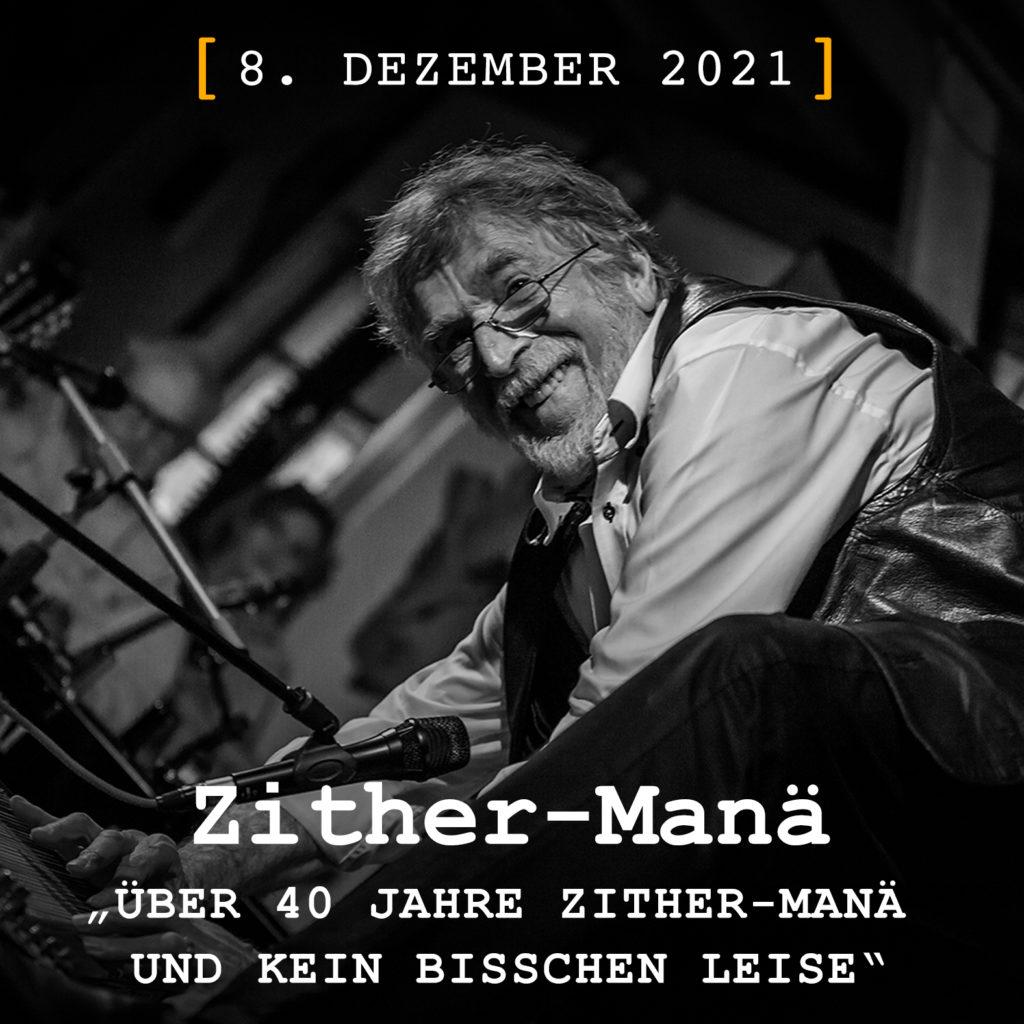 Zither-Manä